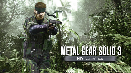 Metal Gear Solid 3 HD Wallpape by dpmm07