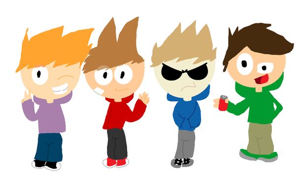Eddsworld by thatcatlover143