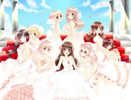 APH Brides. by APHSeychelles