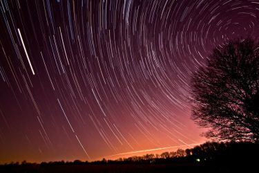 Camby Startrails by drtongs