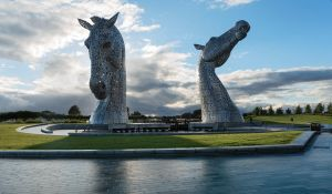 The Kelpies by Pistolpete2007