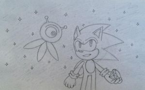 Sonic Colors by CharityGoodwill