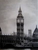 Big Ben by Y-LIME