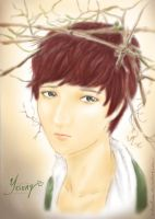 Yesung- Forest Prince by Lanaleiss