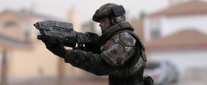 UNSC Marine by action-figure-opera