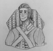 ~Request: Allan Barnett~ by scribbling-serpent