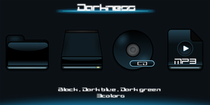 Darkness icon by susumu-Express