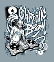Chronic Boom by KylerSharp