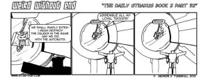 The Daily Straxus Book 2 Part 32 by AndyTurnbull