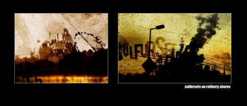 SULFURSETS ON REFINERY SHORES by BURZUM