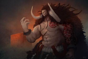 Kaido the Beast by xraypr