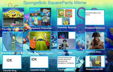 Spongebob Squarepants controversy by Dragonprince18