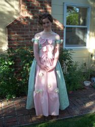 My Prom Dress by miseryismyhomeslice