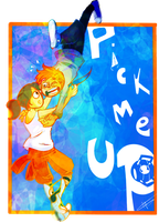 [Portal]-Pick me up! by Cheapcookie