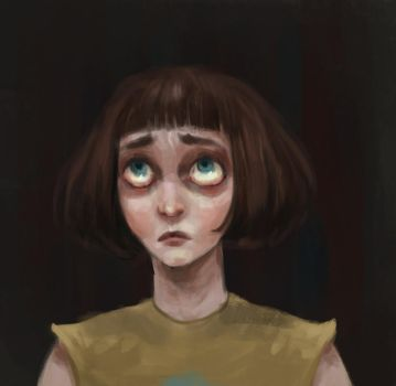 Fran Bow by Sipr0na