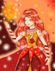 Queen of Sun-Let the earth see the light by Randomgirl2001