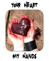 Your bleeding heart by StaBy