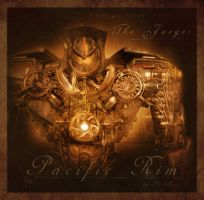 Steampunk Jaeger - Pacific Rim by RockLou