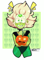 Peridot!! by WinterShade7