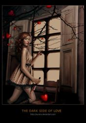 THE DARK SIDE OF LOVE by AURORY