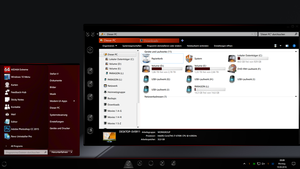 ONLY A SCREENSHOT of my RedLine WB by SV0911