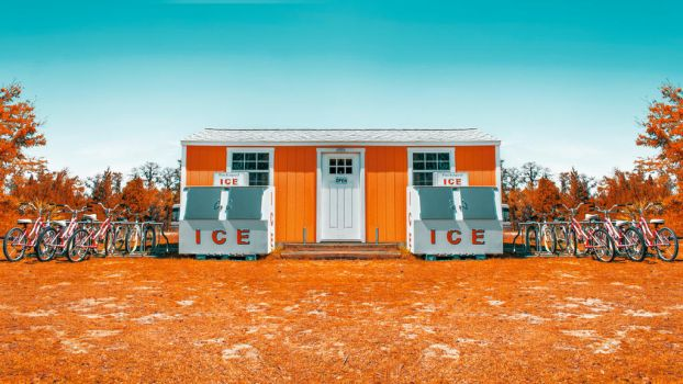 Ice Shack by screenname911
