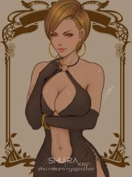 Lisa Hamilton (Dead or Alive) by Mikesw1234