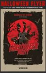 Halloween Flyer Template by Hotpindesigns