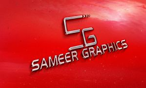 Retro Car Emblem Mock-Up by syedsameer07860