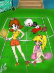 Just A Little Game Of Tennis by OrihimeTenjho