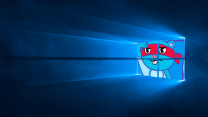 Windows 10 Splendid Edition Wallpaper by Xtianzarts