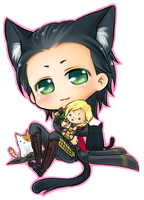 :Loki: Thank you for 200 watcher by PrinceOfRedroses