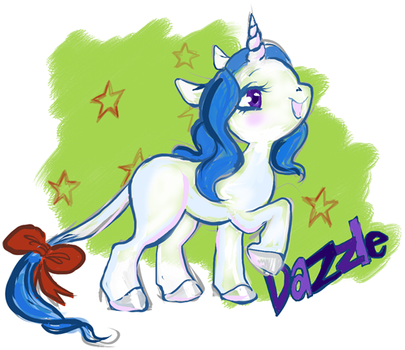 Sketch Request: Dazzle by IceSprinkles