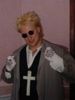 Hellsing Andeson Cosplay 2 by Trixen