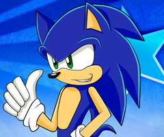 .:Sonic:. by SonicWind-01