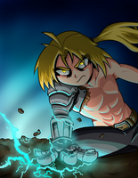 Edward Elric by CorytheC