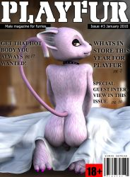 Playfur issue 3 by DarkStory