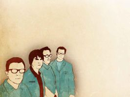 weezer by TheCharles