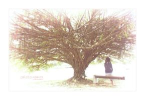 under the tree of love by lisz