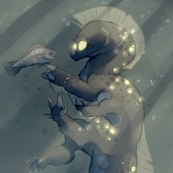 Hello there little fishie by MirrorLands