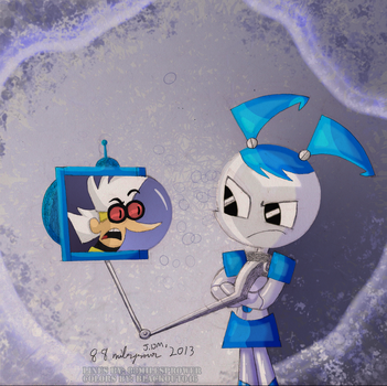 MLaaTR 13: Jenny and Nora by Gear2ndGandalf