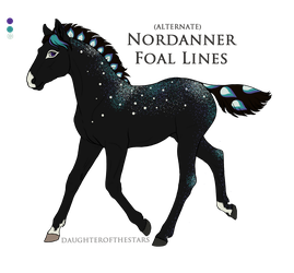 1415 Foal Recreation by AhernStables