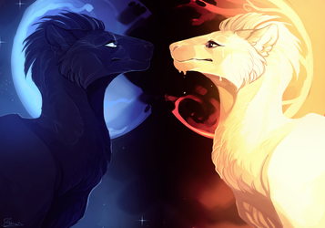 C:. Demetos and Kydos by Remarin
