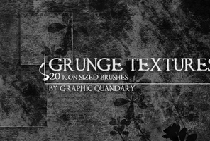 Grunge Textures by itsaquandary