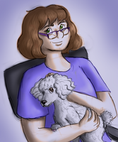 Me and Maggie by BeckHop