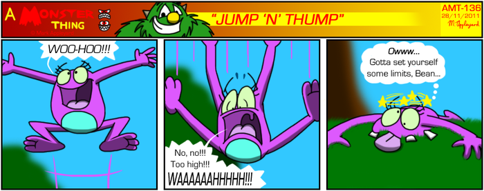 AMT - Jump 'n' Thump by BluebottleFlyer
