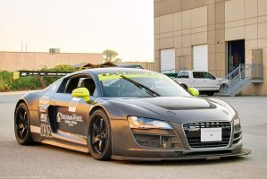 R8 LMS Race Car by SeanTheCarSpotter