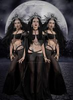 Hecate by BlackLady999