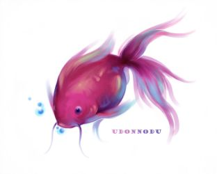 Goldfish_in_class by Unodu