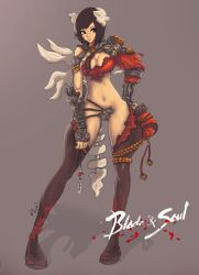 Blade and Soul style - 3 by 7Zaki
